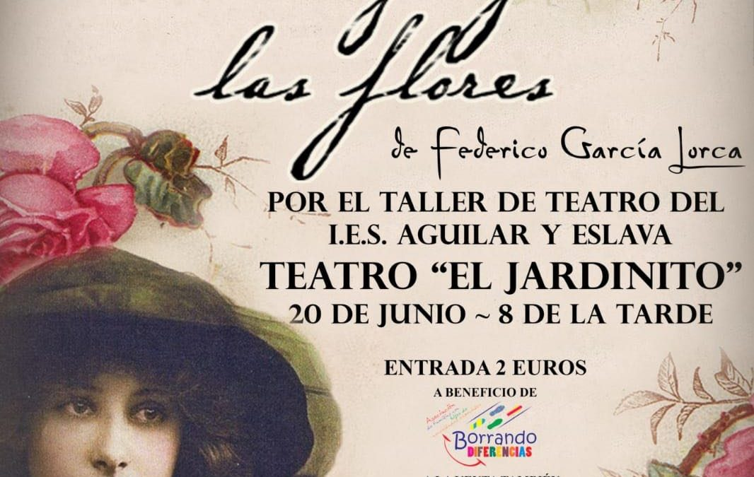 Teatro por el Taller del I.E.S. Aguilar y Eslava.